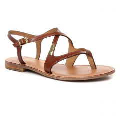 sandales marron: même style de chaussures en ligne pour femmes que les Les Tropéziennes