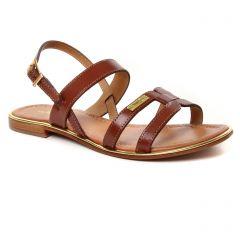 Chaussures femme été 2019 - sandales les tropéziennes marron