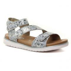 sandales multicolore: même style de chaussures en ligne pour femmes que les Remonte