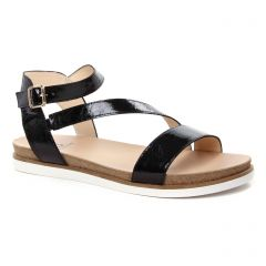 sandales noir: même style de chaussures en ligne pour femmes que les Fugitive