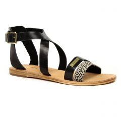 Chaussures femme été 2019 - sandales les tropéziennes noir