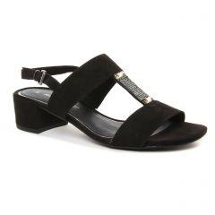 sandales noir: même style de chaussures en ligne pour femmes que les Marco Tozzi