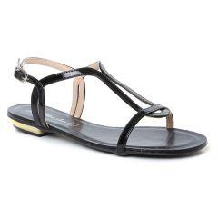 sandales noir: même style de chaussures en ligne pour femmes que les Maria Jaén