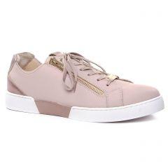 tennis rose beige: même style de chaussures en ligne pour femmes que les Jb Martin