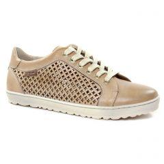 tennis beige: même style de chaussures en ligne pour femmes que les Pikolinos