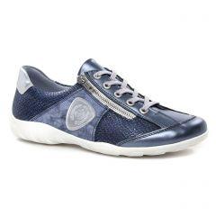 tennis bleu argent: même style de chaussures en ligne pour femmes que les Natural World