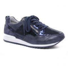 tennis bleu marine: même style de chaussures en ligne pour femmes que les Caprice