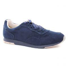 tennis bleu marine: même style de chaussures en ligne pour femmes que les Tamaris