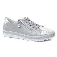 tennis gris argent: même style de chaussures en ligne pour femmes que les Mamzelle