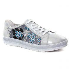 Remonte D5804-91 Frost : chaussures dans la même tendance femme (tennis gris argent) et disponibles à la vente en ligne