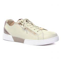 tennis blanc beige: même style de chaussures en ligne pour femmes que les Jb Martin