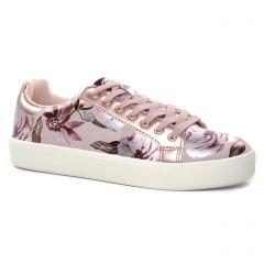 tennis rose multi: même style de chaussures en ligne pour femmes que les Tamaris