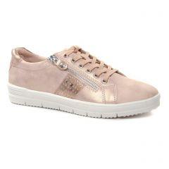 tennis rose: même style de chaussures en ligne pour femmes que les Tamaris