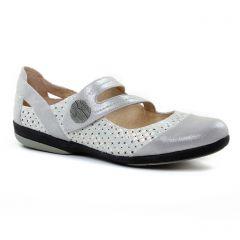 babies-confort blanc argent: même style de chaussures en ligne pour femmes que les Fugitive