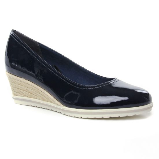 5958d0135b480 Ballerines Tamaris 22441 Navy