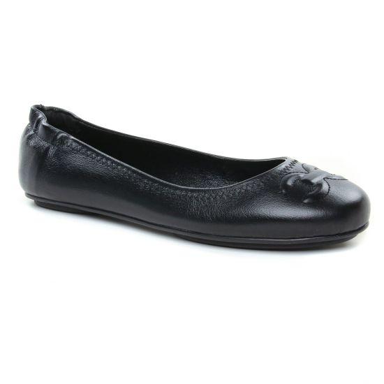 Ballerines Maria Jaen 8052 B Noir, vue principale de la chaussure femme