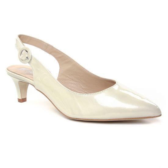 Escarpins Maria Jaen 8122 Nacarado, vue principale de la chaussure femme
