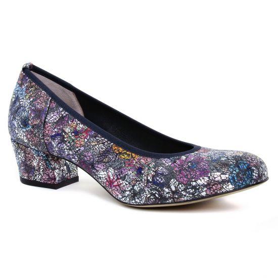 Escarpins Perlato 10366 B Argent, vue principale de la chaussure femme