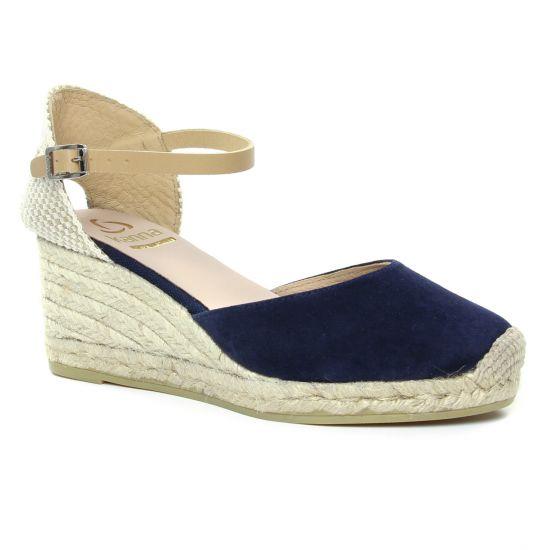 Espadrilles Kanna 9211 Marine, vue principale de la chaussure femme