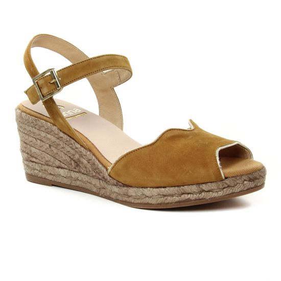 Espadrilles Kanna 9214 Cuerro, vue principale de la chaussure femme