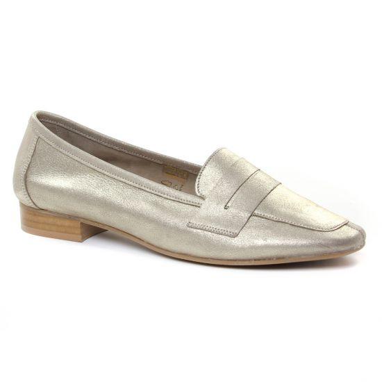 Mocassins Scarlatine 11029 C Platine, vue principale de la chaussure femme