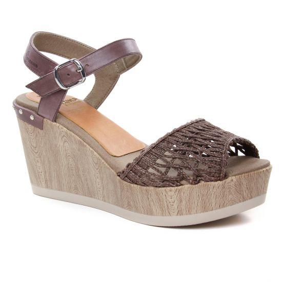 Nu Pieds Et Sandales Dorking Salma D7757 Testa, vue principale de la chaussure femme