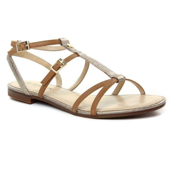 Nu Pieds Et Sandales Jb Martin 2 Griottes Beige, vue principale de la chaussure femme