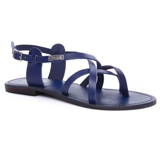 Nu Pieds Et Sandales Les Tropeziennes Olivine Marine, vue principale de la chaussure femme
