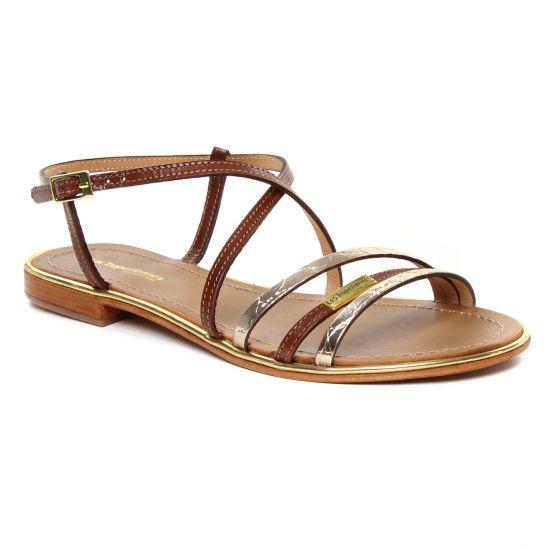 Nu Pieds Et Sandales Les Tropeziennes Balise Noisette, vue principale de la chaussure femme