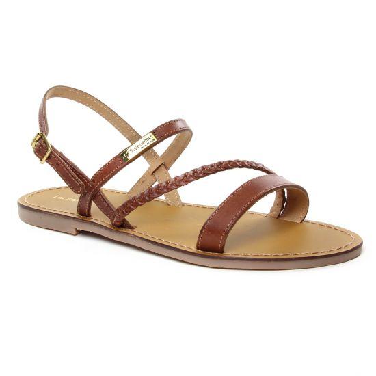 Nu Pieds Et Sandales Les Tropeziennes Batresse Tan, vue principale de la chaussure femme