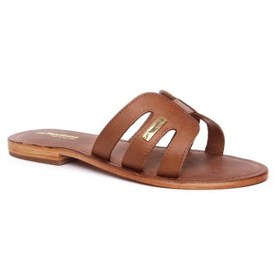 Nu Pieds Et Sandales Les Tropeziennes Damia Tan, vue principale de la chaussure femme