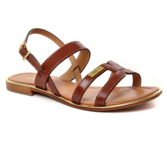 Nu Pieds Et Sandales Les Tropeziennes Helina Tan, vue principale de la chaussure femme