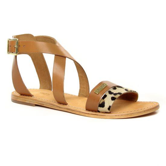 816a23b0a8c1f7 Nu Pieds Et Sandales Les Tropeziennes Pipa Naturel, vue principale de la chaussure  femme