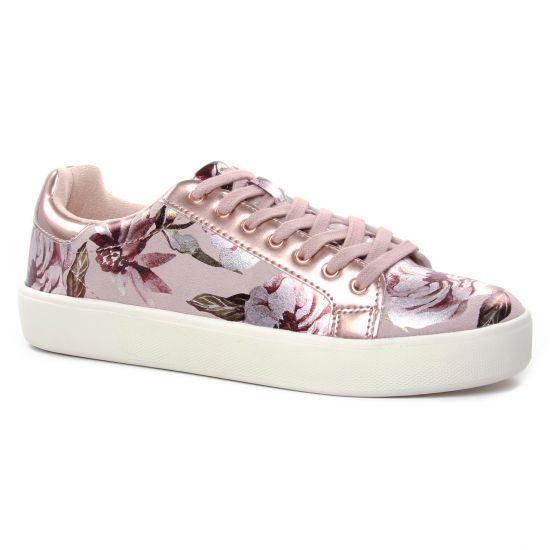 Tennis Et Baskets Mode Tamaris 23774 Flower, vue principale de la chaussure femme
