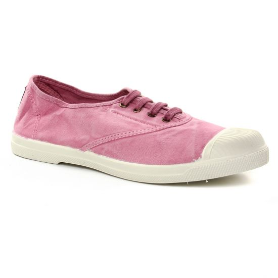 Tennis Et Baskets Mode Natural World 102 Rose, vue principale de la chaussure femme