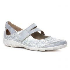 babies-brides gris argent: même style de chaussures en ligne pour femmes que les Remonte