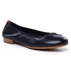 ballerines-confort bleu marine: même style de chaussures en ligne pour femmes que les Rieker
