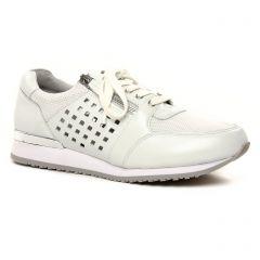 baskets-mode blanc: même style de chaussures en ligne pour femmes que les Remonte