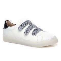 baskets-mode blanc violet: même style de chaussures en ligne pour femmes que les Vanessa Wu