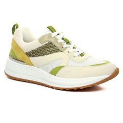 baskets-mode jaune multi: même style de chaussures en ligne pour femmes que les Fugitive