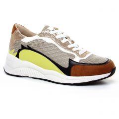 baskets-mode multicolore: même style de chaussures en ligne pour femmes que les Vanessa Wu