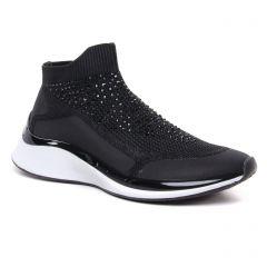 baskets-mode noir: même style de chaussures en ligne pour femmes que les Fugitive