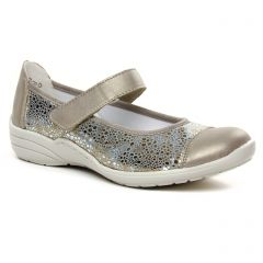 Chaussures femme été 2020 - babies confort Remonte beige doré