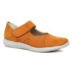babies-confort orange: même style de chaussures en ligne pour femmes que les Dorking