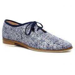 richelieus bleu: même style de chaussures en ligne pour femmes que les Fugitive