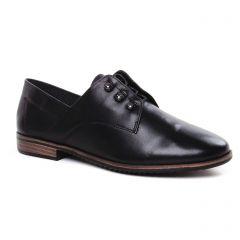 derbys noir: même style de chaussures en ligne pour femmes que les Tamaris