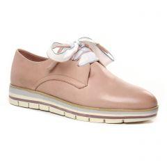 derbys rose: même style de chaussures en ligne pour femmes que les Marco Tozzi