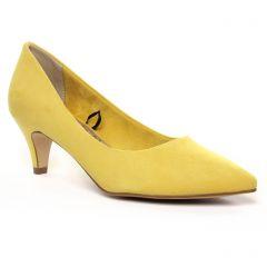 escarpins jaune: même style de chaussures en ligne pour femmes que les Tamaris