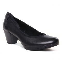 Chaussures femme été 2020 - escarpins marco tozzi noir