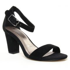 nu-pieds-brides black: même style de chaussures en ligne pour femmes que les Tamaris
